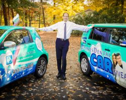 Dr. James Dores with the Dores Dental Cars in East Longmeadow, MA