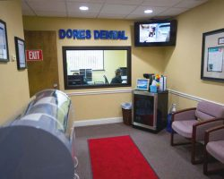 Waiting Area at Dores Dental in East Longmeadow, MA